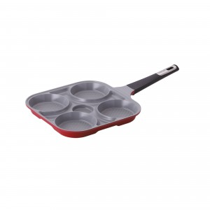 Neoflam Steamplus Frypan - 27cm with Silicone Glass Lid