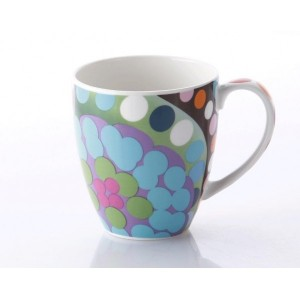 540ml Porcelain Chubby mug