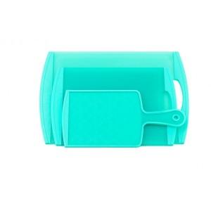 Neoflam Carat Cutting Board 3 pcs Set Mint