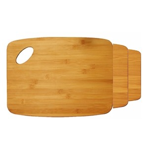 Neoflam Bello Bamboo Cutting Board (3 Piece Set)