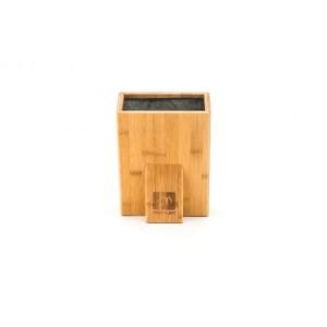 Neoflam Bamboo Universal Knife Block