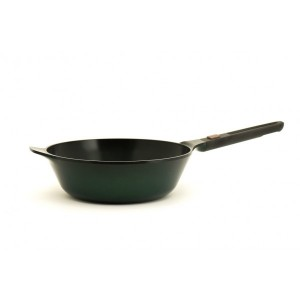 Neoflam MyPan - 28cm Wok Pan Green Topaz Induction