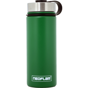 Neoflam Stainless Steel 500ml Double walled and vacuum insulated, powder coat - Green