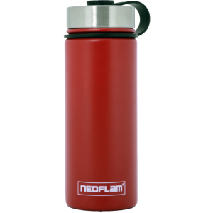 Neoflam Stainless Steel 500ml Double walled and vacuum insulated, powder coat - Mahogany