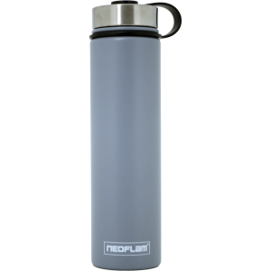 Neoflam Stainless Steel 750ml Double walled and vacuum insulated, powder coat - Gray